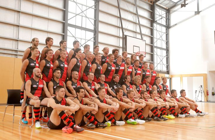 Behind the Scenes at the 2015 Team Photo shoot! #DonTheSash