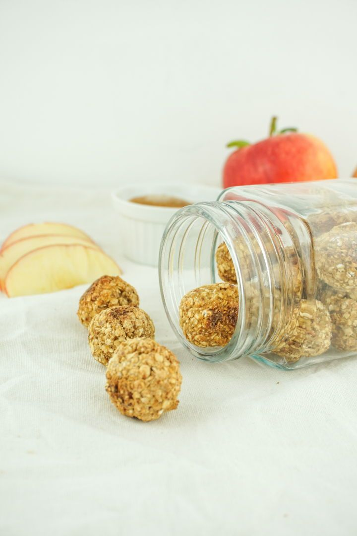 Dieses Energiekugeln Rezept ist gesund, kalorienarm und auch für Kinder geeigne… – Gesundes Frühstück zum Abnehmen