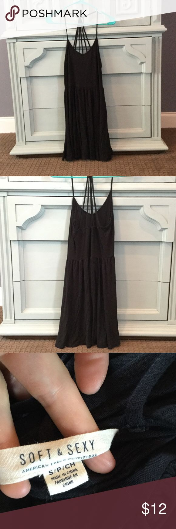 American Eagle dress sz S American Eagle soft and sexy light weight dress sz S. Never worn. American Eagle Outfitters Dresses