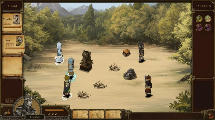 #GraalSeeker, indie game that blends #RPG with roguelike mechanics and real-time tactical battles. It recreates the initiatory journey of a knight seeking the Holy Grail in fifth century Britain. #screenshotsaturday #indiegame http://www.graalseeker.com