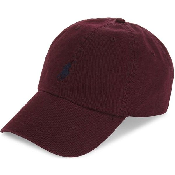 POLO RALPH LAUREN Embroidered logo cotton baseball cap ($39) ❤ liked on Polyvore featuring men's fashion, men's accessories, men's hats and polo ralph lauren mens hats