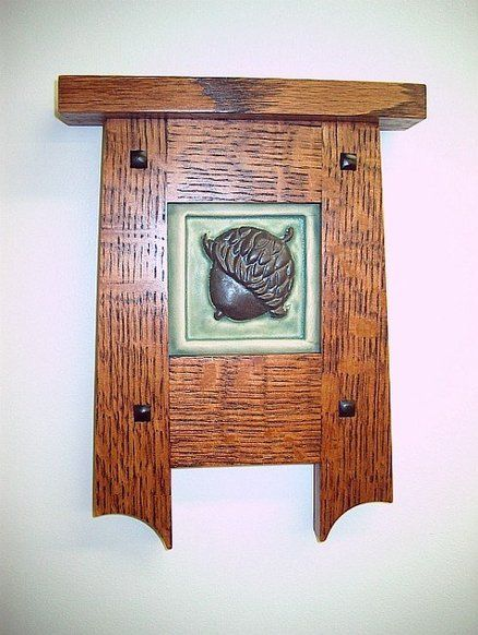 Arts & Crafts/Craftsman Style Frames