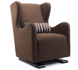 vola glider  $995  $99 SHIPPING     Our chairs are all made to order in our facility in Toronto, Canada.  Please allow 4-6 weeks for delivery