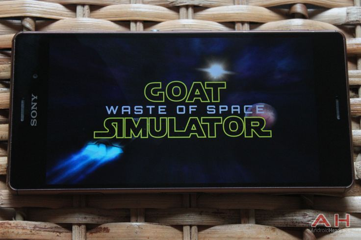 Headbutt People For Cash In Goat Simulator Waste Of Space #Android #CES2016 #Google