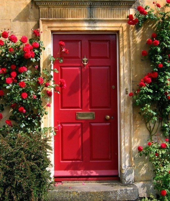 143 Best Painted Doors Images On Pinterest: Best 25+ Red Door House Ideas On Pinterest