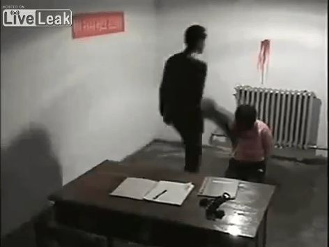 North Korean agent 'beats woman accused of having sex with South Korean men'  SICKENING footage that allegedly shows a North Korean woman being brutally beaten by secret police as she is accused of having sex with Chinese and South Korean men has emerged online. from Pocket https://www.thesun.co.uk/news/3884022/north-korea-agents-beat-woman-video-accused-sex-chinese-south-korean-men/ via CCTV Camera Installers News and Reviews Local CCTV Camera Installation