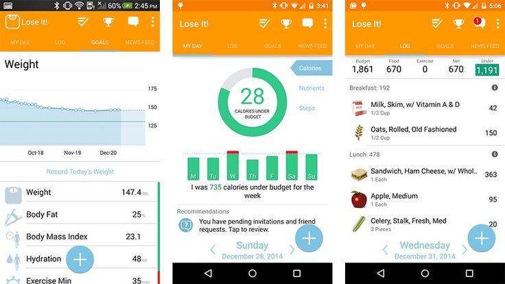 best free diet plan apps