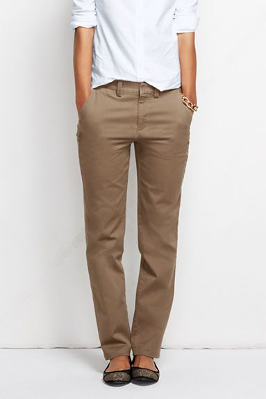 Cream color dress pants for women