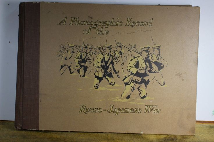 """A PHOTOGRAPHIC RECORD OF THE RUSSO-JAPANESE WAR"" 1905 1ST ED. OVER 240 PHOTOS 