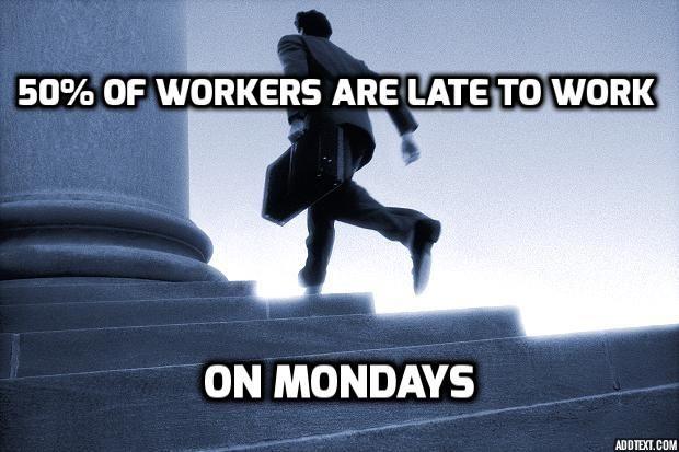 7 True Facts That Proves Mondays Suck!