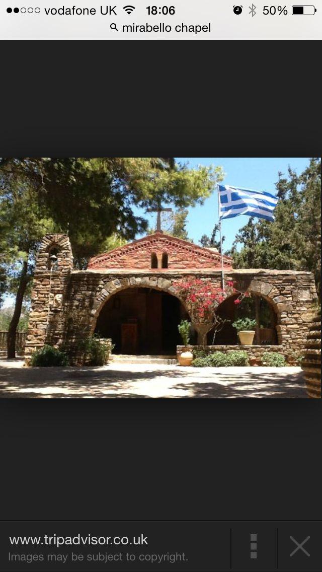 Mirabello chapel