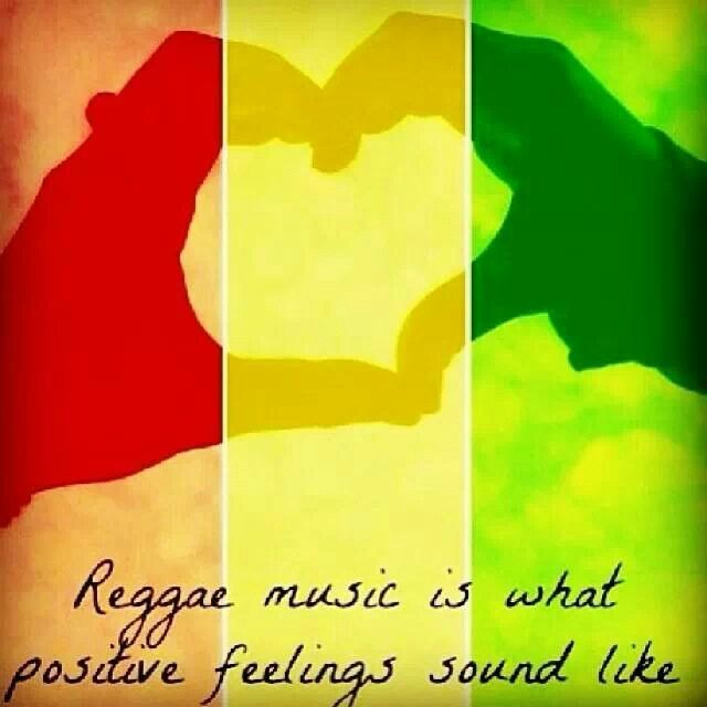 Reggae soothes my mind, body, and soul, and takes me back to the beach when I have a tougher day than usual. It reminds me that this stress I may be experiencing is all worth it because it'll take me back to the beach, where I belong, someday soon.