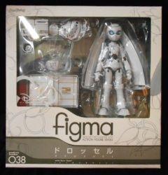 マックスファクトリー figma/ファイアボール 038 ドロッセル/Drossel
