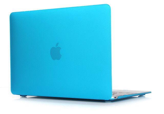 Crystal Housse Matte Case For Apple macbook Air Pro Retina 11 12 13 15 laptop bag coque For macbook pro 13 pouces