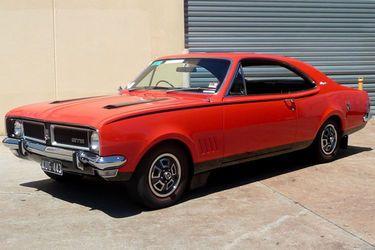 1971 Holden HG Monaro GTS 350 V-8 Coupe, produced in Australia by General Motors Holden in Melbourne, Australia.  v@e.