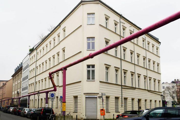 Berlin'deki Pembe Boruların Sırrı