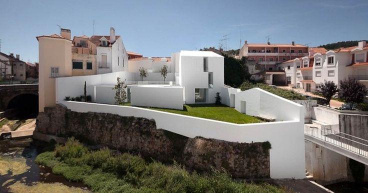 1000 idee su architettura moderna su pinterest case for Architettura casa moderna