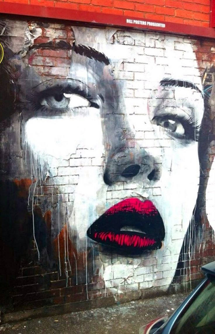 Graffiti art for sale melbourne - Street Art The Work Of Rone Fitzroy Melbourne