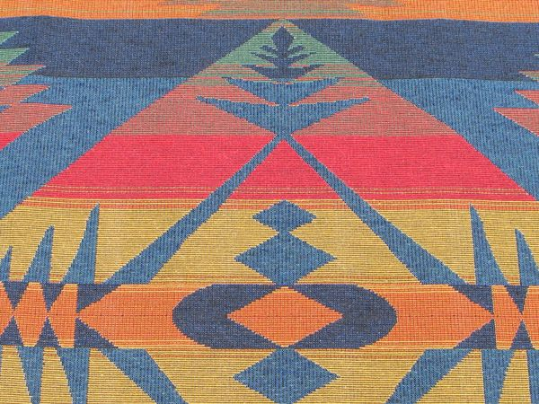 Comanche NM-103, Southwestern Upholstery Fabric