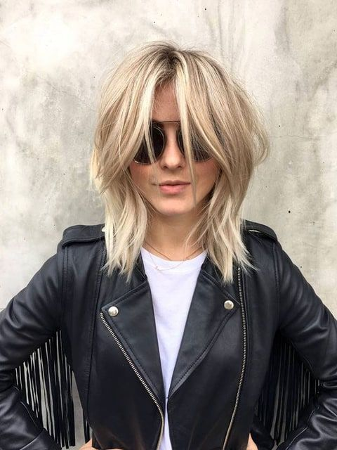 """""""The shag is perfect for the in-between stage of growing out your hair,"""" Capri (BFF to Hough) told Us Weekly exclusively. """"It gives you something a little different without cutting off your length."""""""