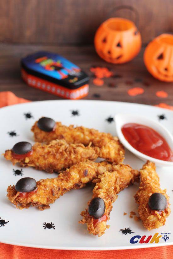 ¡Una receta con pollo terroríficamente buena!