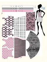 Image result for barbie kleding maken