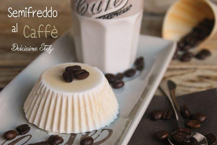 Semifreddo di Ricotta al Caffè