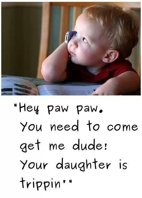 #grandkids: Laughing, Pawpaw, My Boys, Quote, Paw Paw, Funny Stuff, My Dads, True Stories, Kid