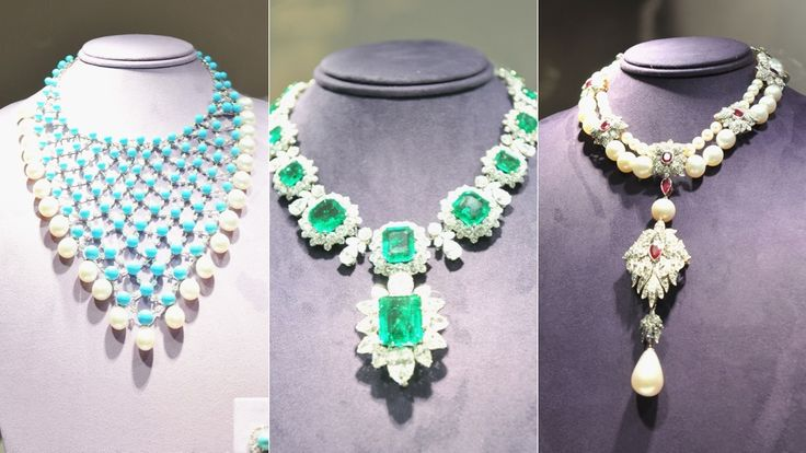 Elizabeth Taylor jewelry collection -
