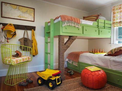 Lits Superposés Conceptions Pour Chambres D'Enfants11