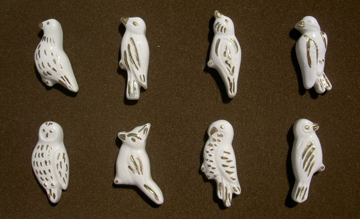 Fèves NEX - Collections. les oiseaux