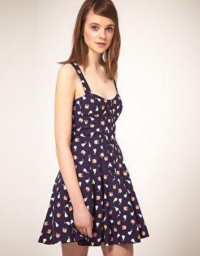 Summer dress asos next day delivery