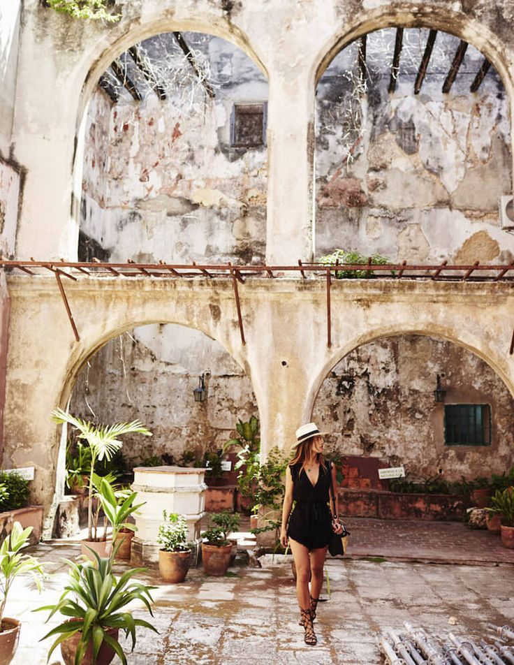 Out & About On The Streets Of Cuba With Rocky Barnes