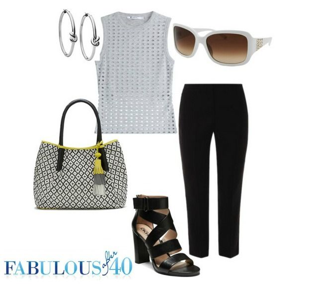 New ways to wear eyelet | Fabulous After 40