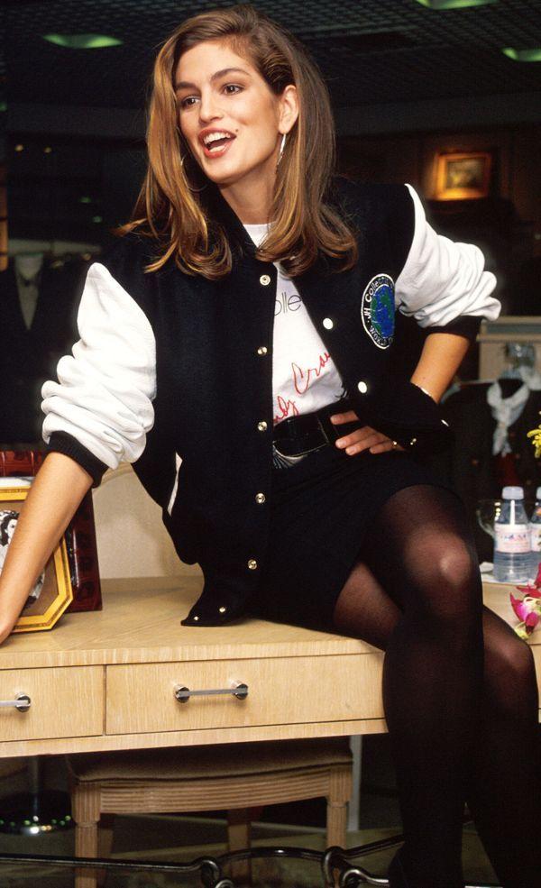 Cindy Crawford style:
