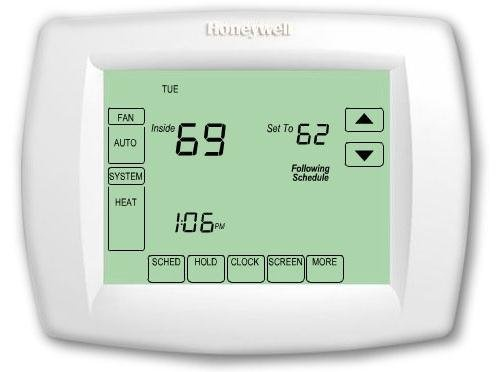 a6da5bf50b9b07dd4ac06ba446c3b29e cooling system heating and cooling 20 best honeywell programmable thermostat images on pinterest  at readyjetset.co