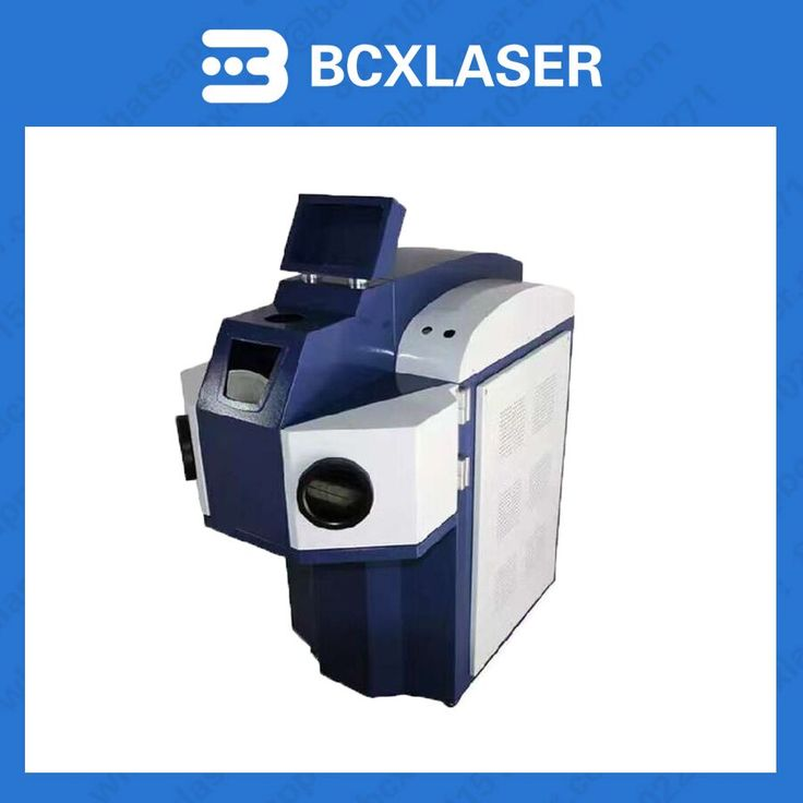 Jewelry welding machine for restoration and repairs / Argon arc spot welder for glasses and jewelry