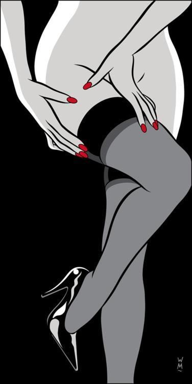 Banda desenhada erotica e sexual