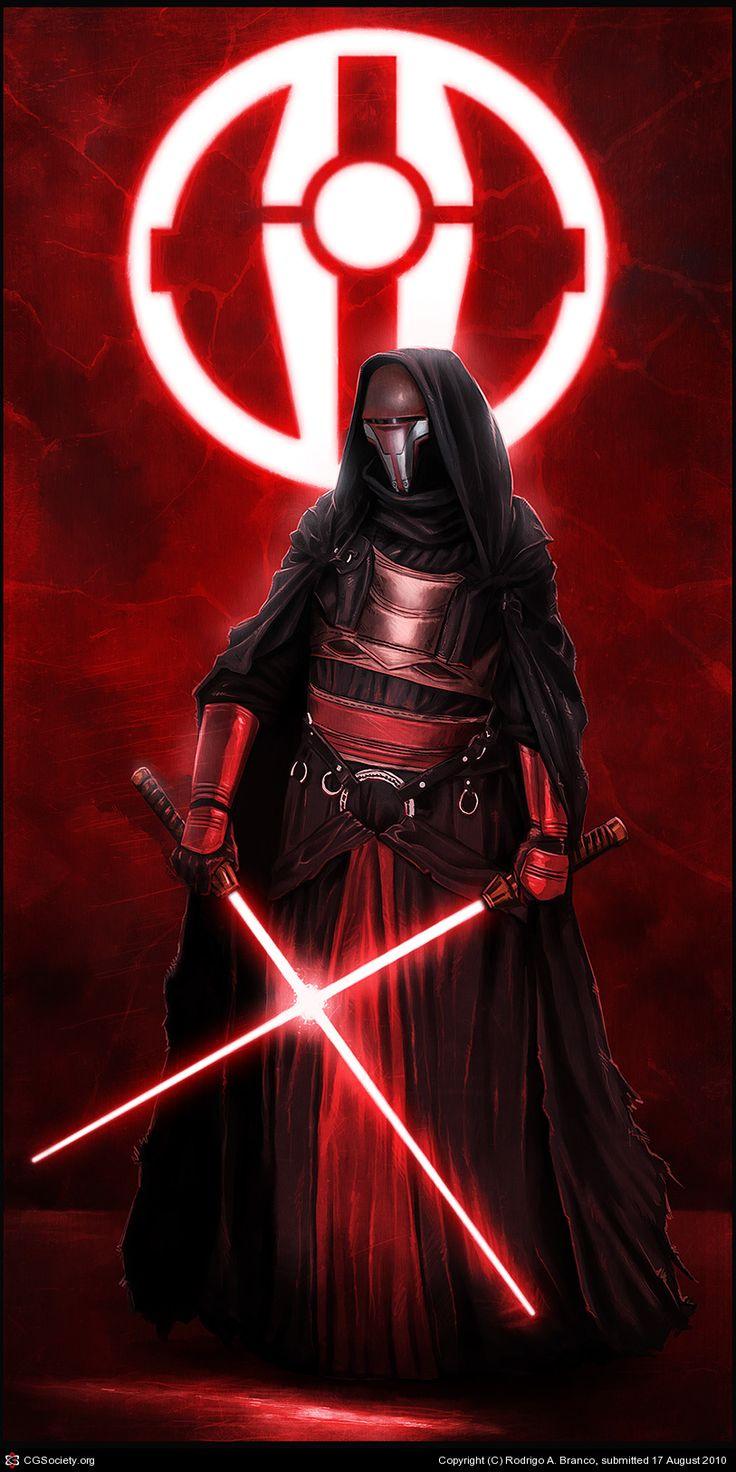 "imthenic: ""Star Wars Concept Art by Rodrigo A. Branco """
