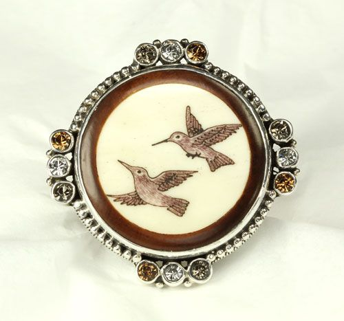 mars valentine vintage porcelain cameo ring - Mars And Valentine