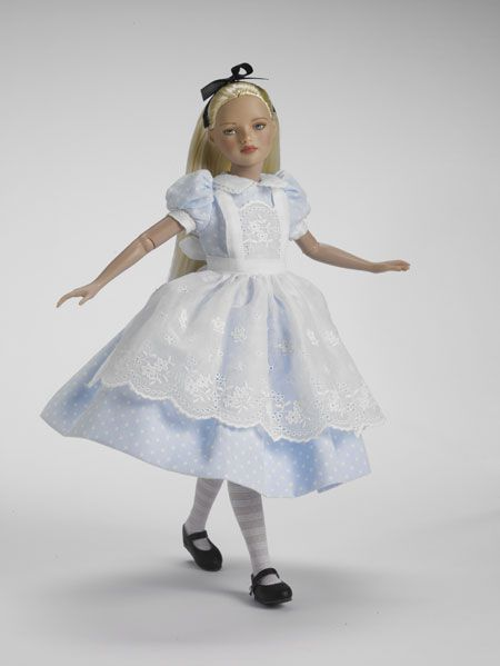 Alice in Wonderland | Tonner Doll Company - my Alice in Wonderland!