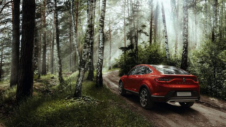 Renault S Arkana Crossover Reflects The Demands Of The Russian