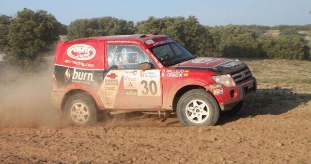 Teruel se estrenó con éxito como epicentro de celebración de la Baja Aragón, carrera puntuable para la Copa del Mundo de Rallyes Todo Terreno. Cerca de un centenar de vehículos ocuparon el parque cerrado, con una docena de los mismos pertenecientes a la Evo Cup de Mitsubishi.