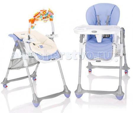 Brevi B.Fun  — 13860р. -----------------------------------------  Стульчик для кормления Brevi B.Fun   Brevi B Fun - это новый высокий детский стульчик 3в1, который превращается из шезлонга для новорожденных в многофункциональный высокий детский стульчик, чтобы сопровождать в росте ребёнка от 0 до 3 лет. B Fun Brevi предлагает всё то, что необходимо для кормления, сна и игры ребёнка: удобный детский шезлонг в 0-6 месяцев, многофункциональный высокий детский стульчик, используемый с 6 месяцев…