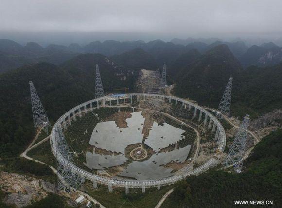 Наука и техника: Китайское правительство выселит 9000 человек, чтобы построить телескоп для поиска инопланетных форм жизни - Animemaga