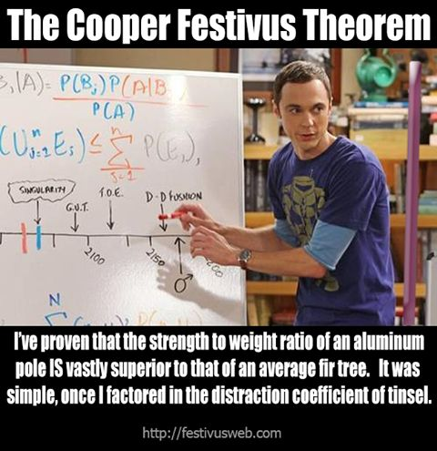 Festivus is even on other shows!