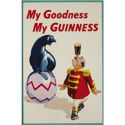 16 Best Images About Guinness 1935 Ad Campaign 1935 Quot My