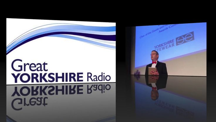 Radio interview at the Goole & Howdenshire Business Excellence Awards wi...