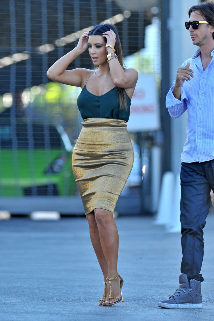 227 best Kim kardashian images on Pinterest | Kardashian fashion ...