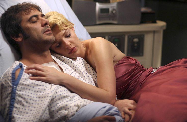 Izzie and Denny. *tear*
